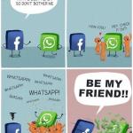 Wat nu voor Whatsapp?