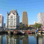 Waarom heeft Rotterdam geen Skyline van Lego?