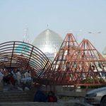 Mooie moskeeën in Mazar-i-Sharif (6/7)