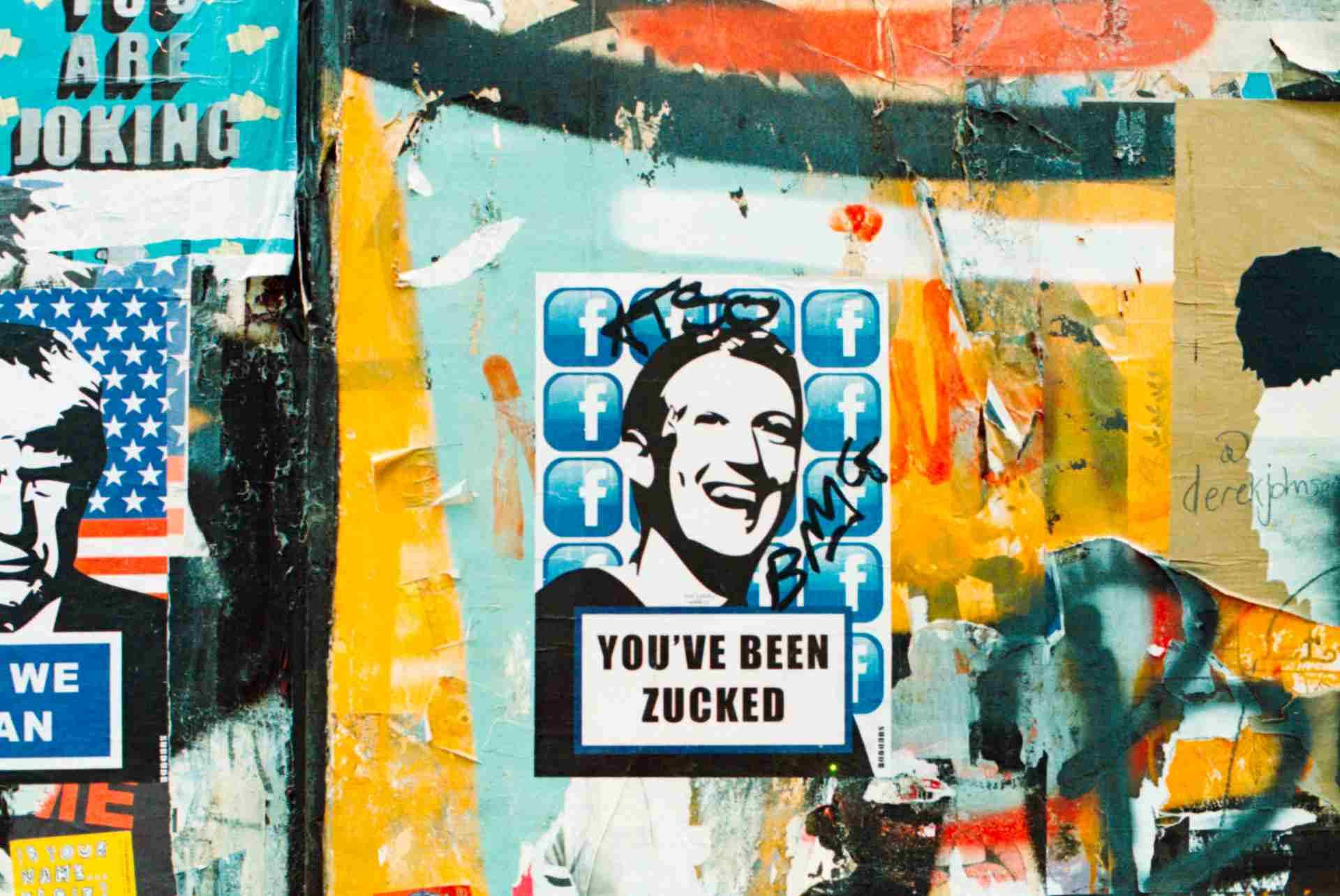 mark zuckerberg, facebook, racisme fossiel, nick clegg