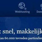 Webhosters moeten ook geld verdienen