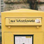 Deze Postzegel Vernietigt Zichzelf Over 5 Seconden