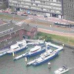 Kogelkaart van Rotterdam