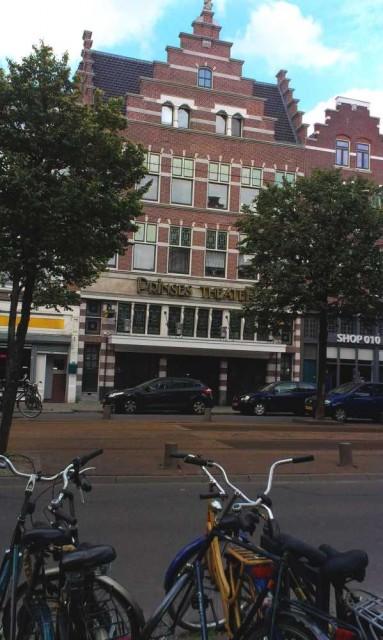 rotterdam, delftshaven, prinses theater, schiedamseweg, 2015