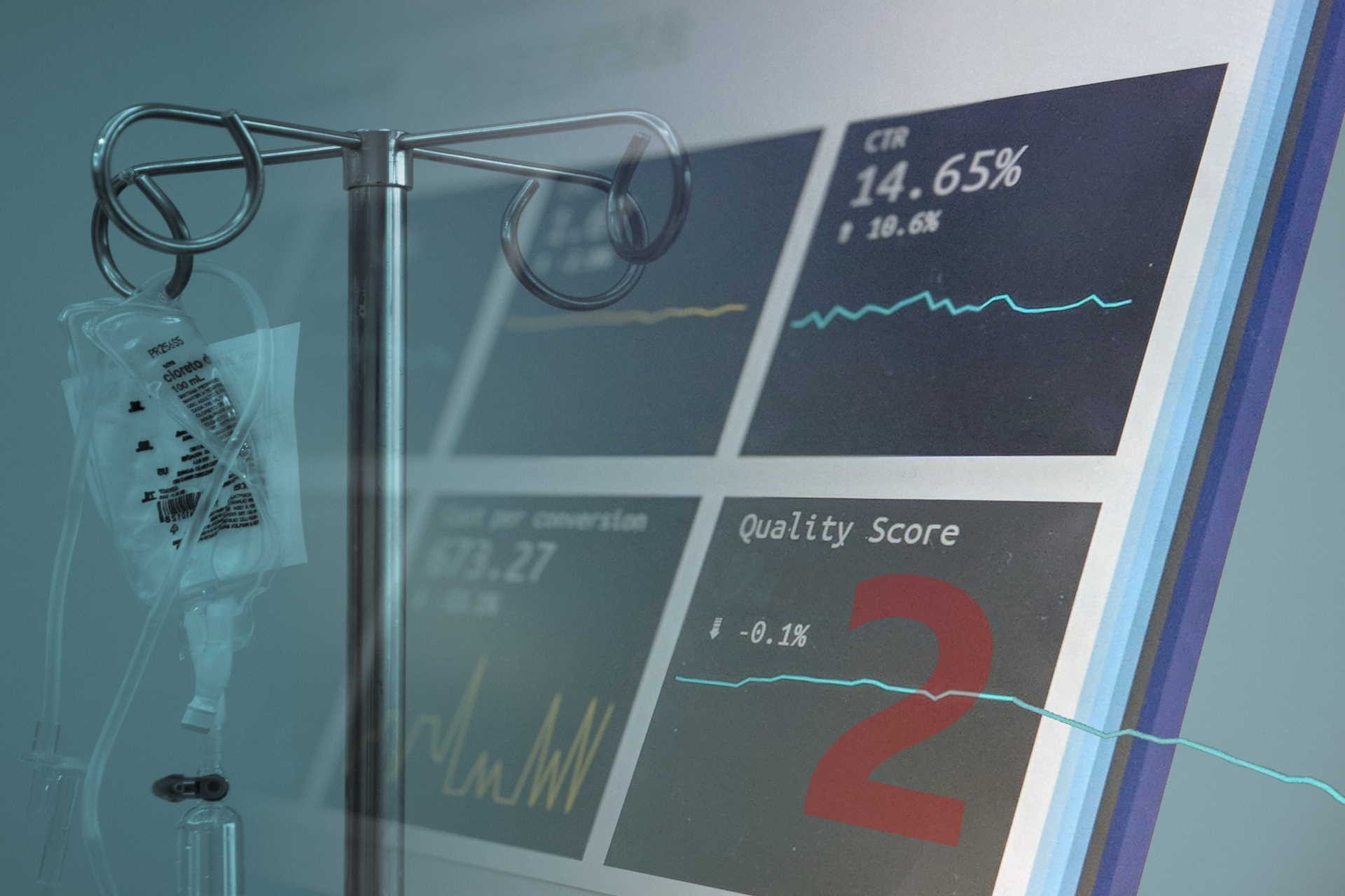 ziekenhuizen benchmark